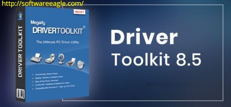 Driver Toolkit 8.5 Serial Key + Keygen [Mac/Win]