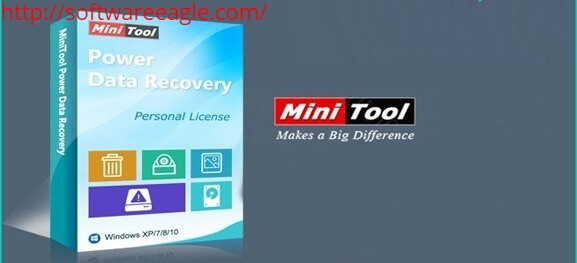 MiniTool Power Data Recovery 8.8 Registration Key + Serial Key