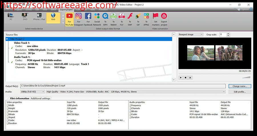 VSDC-Video-Editor-Pro-License Key